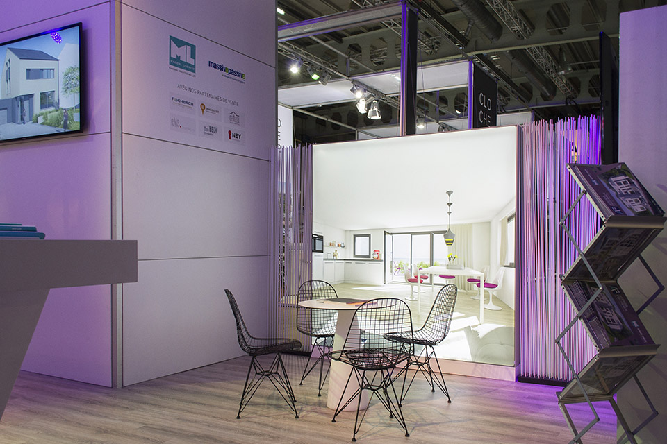 Home & Living Expo 2016, Foire et Semaine du Logement, LuxExpo Kirchberg-Luxembourg