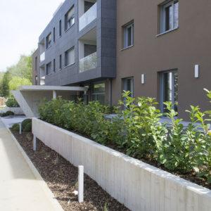 Résidence «Cavendish Garden» à Luxembourg-Bonnevoie