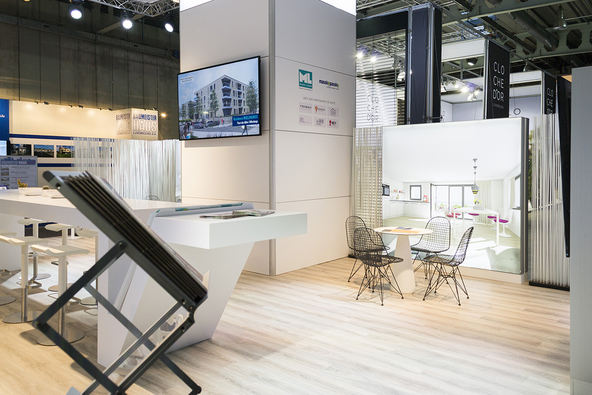 Foire 2017 «Home Expo» à LuxExpo theBox.