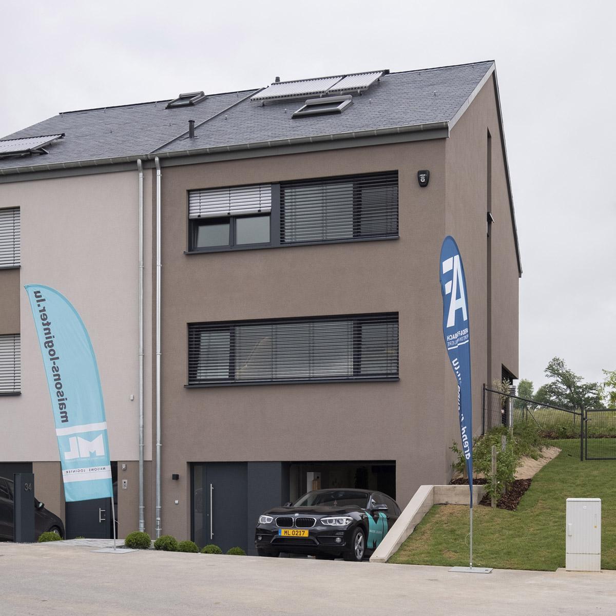 Maison Témoin, lot 42 à Hollenfels/Mersch