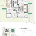 Bloc C: Etage 1