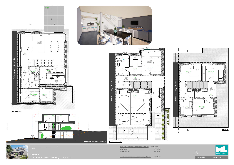 Plans lot 42