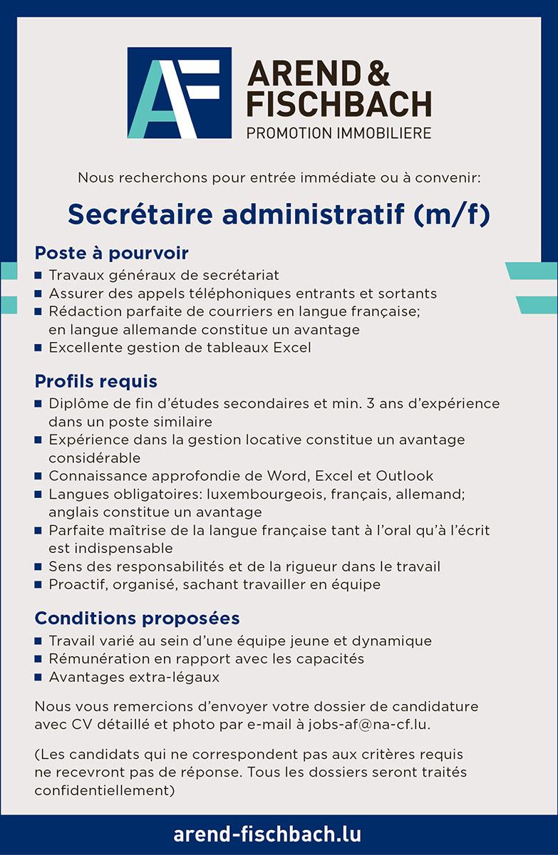 AF-Ann-Job-Secretaire-Admin-Feb-2020