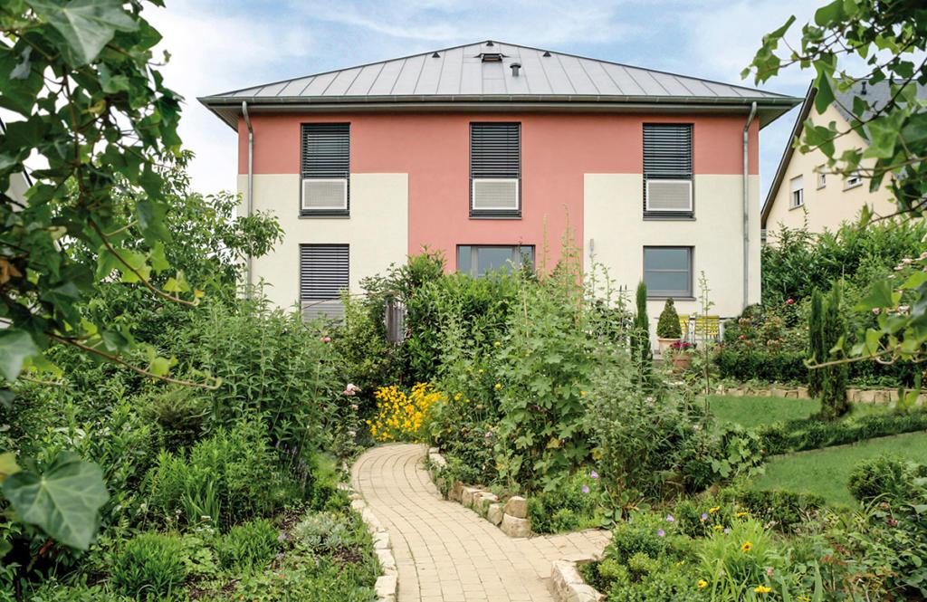 Erstes zertifiziertes Passivhaus in Luxemburg